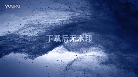 中国风水墨视频LED背景视频