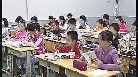 小学四年级语文【地震中的父与子.】 课堂实录 教学视频.