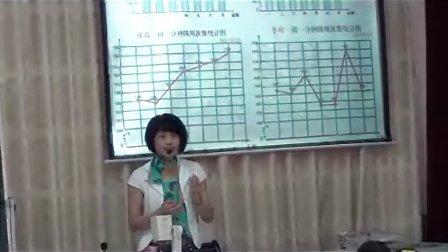 小学数学课堂观摩示范课--四年级《折线统计图》