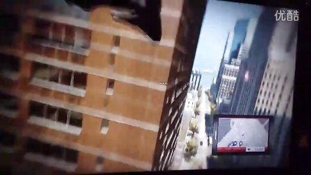 超凡蜘蛛侠PS3经典黑衣秀