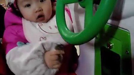 摇摆机的愿望——————kiddie rider show 丁泉科技