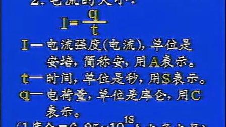 电工基础知识视频教学01集 共8集