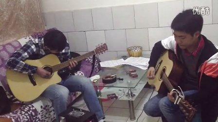 蓝莲花吉他弹唱