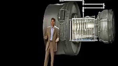 涡轮风扇发动机工作原理