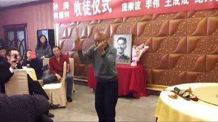 王派快板名家何德利、孙涛收徒仪式6