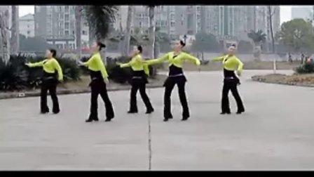 你怎么说 吉美广场舞 超清
