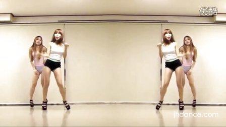 Sistar - Loving U 舞蹈教学-90后编导