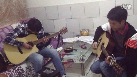 《蓝莲花》吉他弹唱