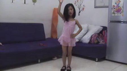 甩葱歌幼儿舞蹈