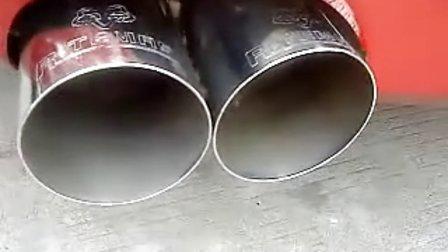 2010款 马自达3 两厢 HKS型中尾.汽车改装排气管声音视频 排气管改装 尾喉声音 跑车声音效果