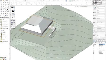 Site Design Improvements in Vectorworks 2012