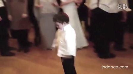 5岁小盆友舞蹈震撼全场-90后编导