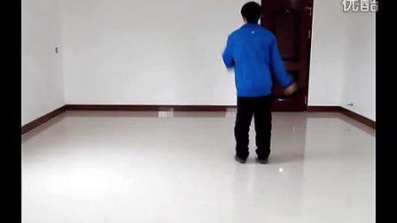 小刚青青草广场舞-健身舞花花宇宙国语版(背面演示)原创