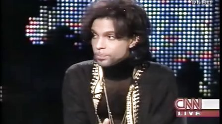 Prince interview by Larry King