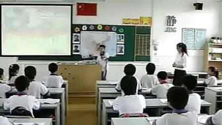 《向人民英雄致敬地球上的红飘带》小学思想品德1-6年级優質課教学实录视频