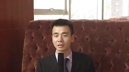 安阳聊宅网任务专访:安阳迎宾馆首府项目经理刘力伟
