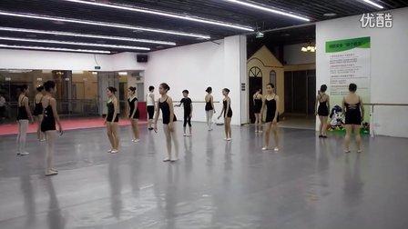 重庆斯岑教育培训机构课堂记录 甩脚
