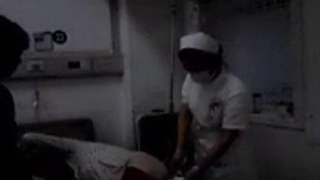 病人手术前灌肠术后居然因为找不到马桶而急得团团转