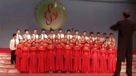2012-6-2洛阳市第三届中学生艺术节合唱决赛