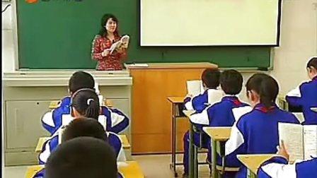 中学語文散步张红云课前说课百节名师风采课