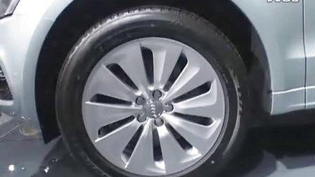 全新混合动力SUV奥迪Q5 hybrid闪耀长春车展