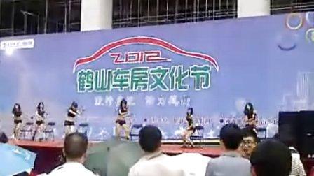 鹤山信息港.鹤山车房文化节美女热辣椅子舞