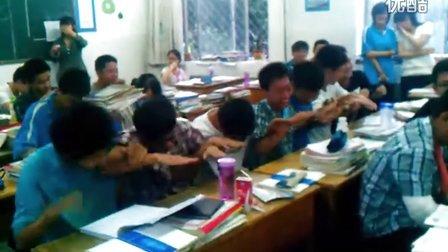 瑞泉中学高二四班最劲爆《最炫民族风》