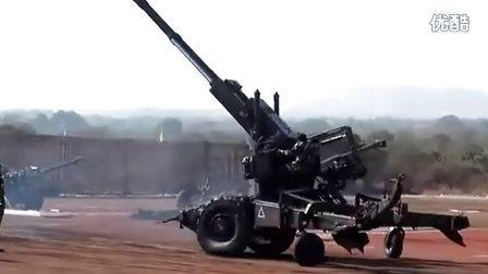 瑞典155毫米炮这个大杀器居然被印度折腾成这样