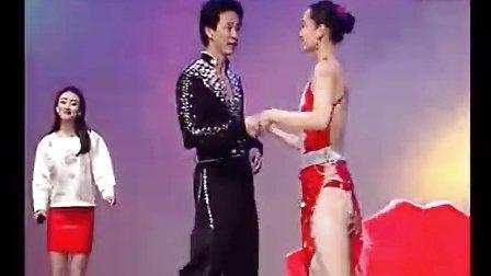 怀旧歌伴舞-北京有个金太阳《恰恰恰》