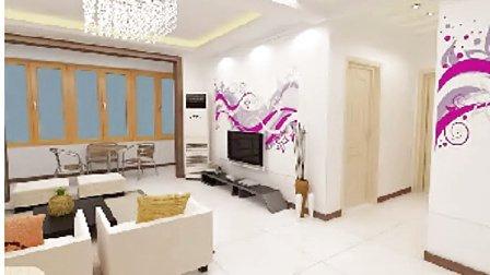 两室一厅客厅装修效果图大全2012图片