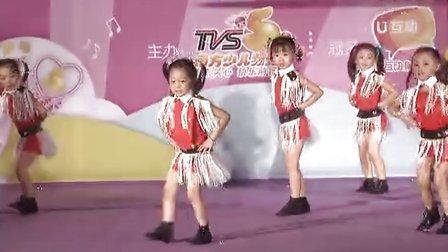 南方少儿夏日激情炫 佛山小模特艺术团 舞蹈动感女孩