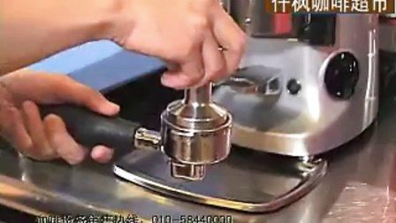 浓缩咖啡 半自动咖啡机 用半自动咖啡机萃取意式浓缩咖啡