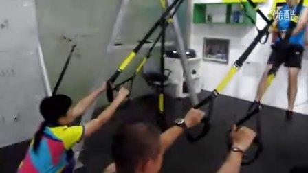 2012-6-7奥力来北京员工锻炼视频