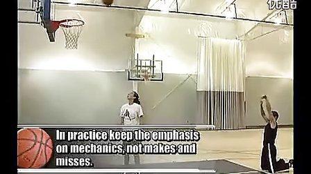 贝克NBA篮球教学系列视频 20种跳投技术投篮训练_标清
