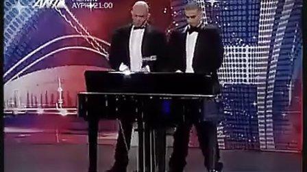 老外的jj真厉害,能弹钢琴