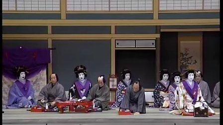 歌舞伎《笼钓瓶花街醉醒》2