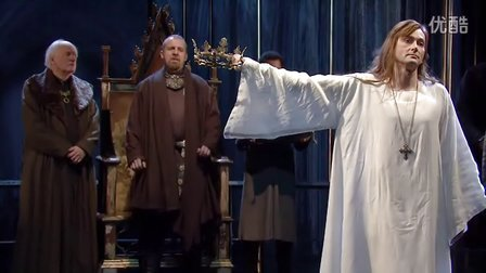 Richard II Stage Footage - Act IV, Scene 1 - The Deposition
