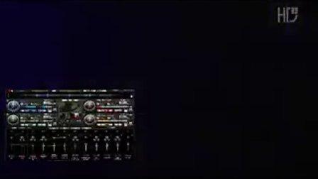 先锋2000模拟DJ大碟机 VirtualDJ 7.0 VDJ 、先锋1000