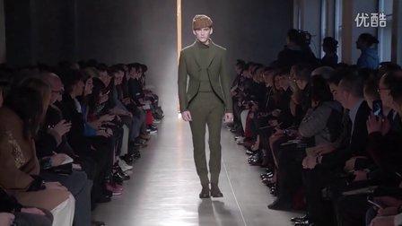 Bottega Veneta 2014-2015秋冬男士系列秀场完整版