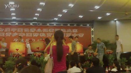 2012暑假小记者颁奖典礼
