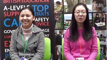 JLC students from Taiyuan (year 2) 2013