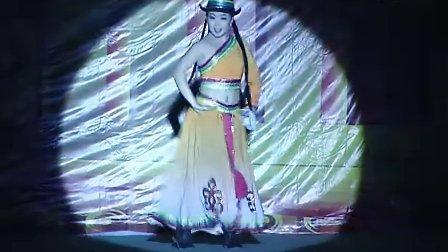 藏族舞蹈 吉祥谣