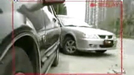 路边停车教学