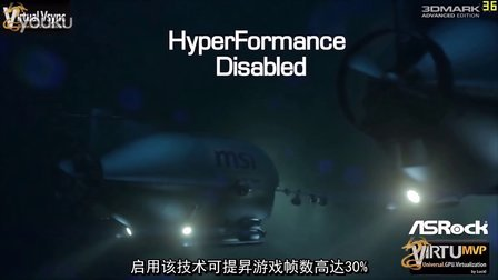 华擎Virtu技术-HyperFormance与Virtual Vsync的完美组合