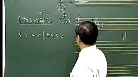 宋大叔教音乐(一)看谱学歌与基础乐理6