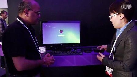 【AMDCES直击未来科技】屌爆了!APU平台口袋PC