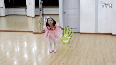 衢州市棒棒堂舞蹈培训中心我有一双小小手