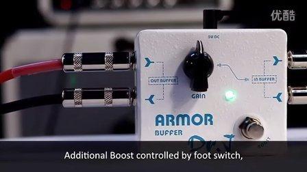 """DrJ  D-57 """"ARMOR""""double Buffer effect"""
