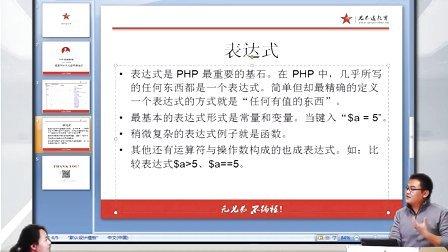 2014高洛峰PHP教程54PHP运算符的优先级和表达式