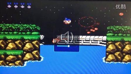 天猫魔盒玩游戏 使用USB手柄玩魂斗罗 — 7po.com